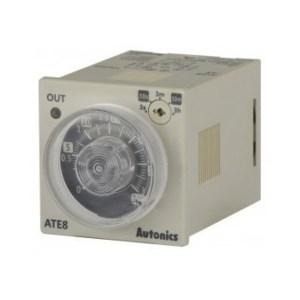 Temporizador Análogo Multirango 1s/10s/1m/10m/1h ATE8-41 Autonics