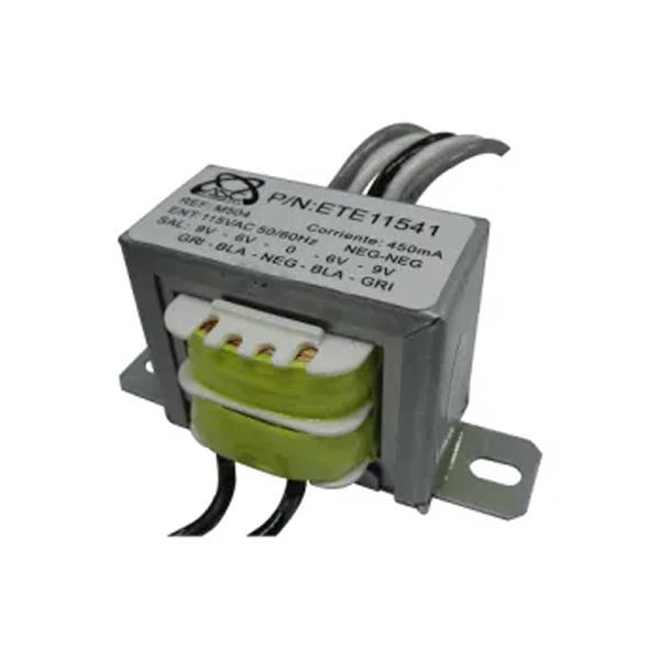 Transformador De Voltaje 450mA