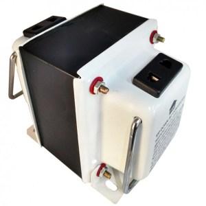 Transformador Elevador-Reductor 110-220Vac 220-110Vac 750W PRG750