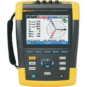 Analizador De Energía Fluke Serie II 437-II