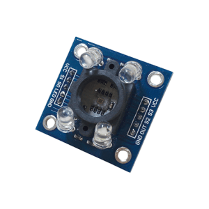 Módulo Con Sensor De Color TCS3200