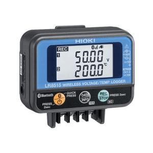 Registrador Inalámbrico De Voltaje y Temperatura LR8515