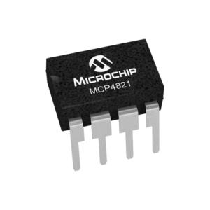 Conversor digital a análogo DAC de 12 bits