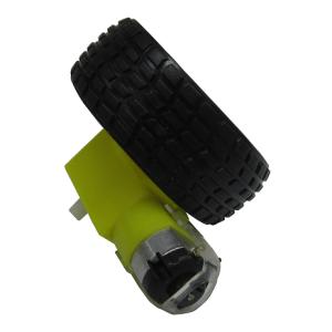 Kit Motorreductor y Llanta