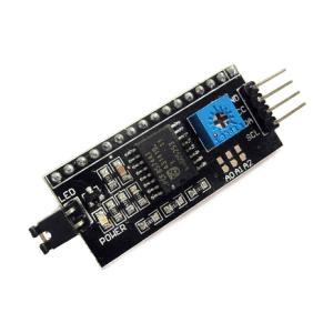 Módulo Adaptador I²C Para Display Lcd 16X2