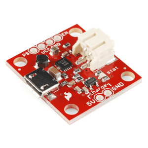 Cargador De Batería LiPo Entrada Micro USB PRT11231