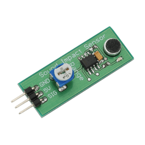Sensor de sonido por impacto PXSI