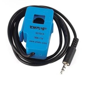 Sensor De Corriente 30A SCT013-030