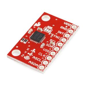 Acelerómetro y Girómetro De 3 Ejes MPU-6050