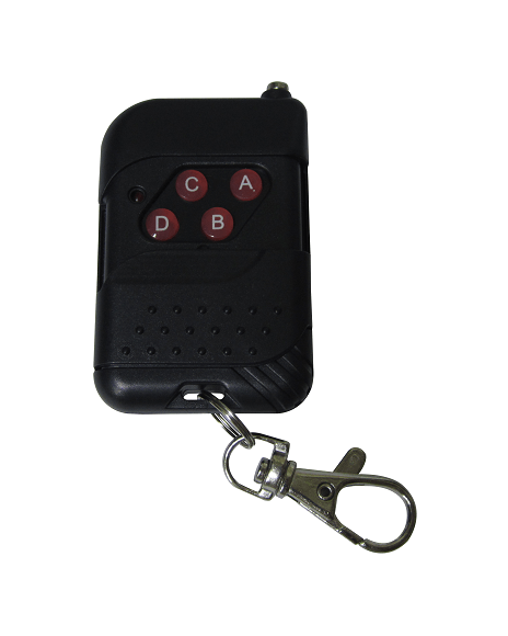 Transmisor Para Radio Frecuencia TXCIRF