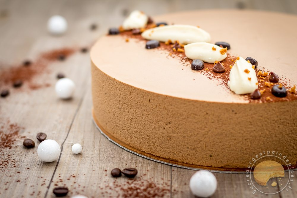French Chocolate Mousse Cake