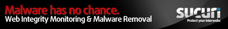 Sucuri Malware Security Monitoring & Cleaning