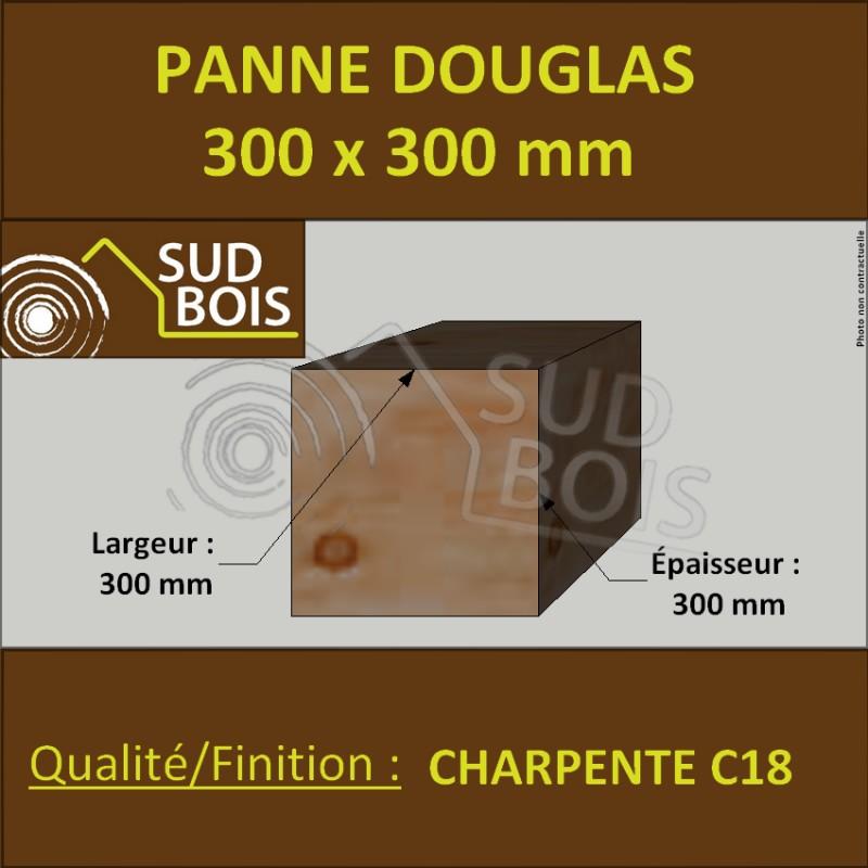 Panne Poutre Poteau 300x300 Douglas Prix Au Metre Sud Bois Terrasse Bois Direct Scierie
