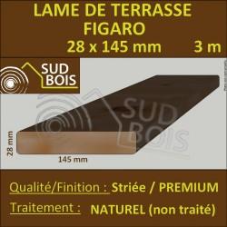 Lame A Volet Douglas Naturel 27x80mm Choix 3 4 3m Sud Bois Terrasse Bois Direct Scierie