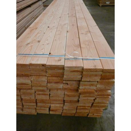lame de terrasse bois lineo 28x145 douglas naturel 2nd choix 4m sud bois terrasse bois direct scierie