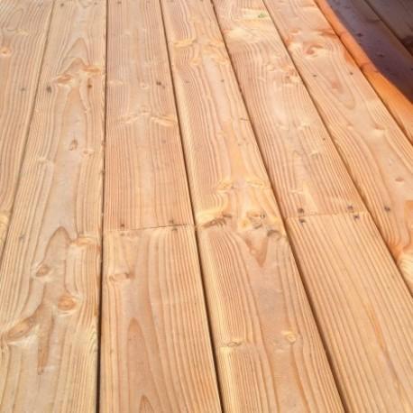 lame de terrasse bois fino 21x145 douglas traite autoclave marron 1er choix prix m sud bois terrasse bois direct scierie