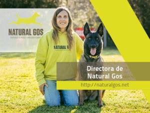 Mariona Monros, Directora de Natural Gos