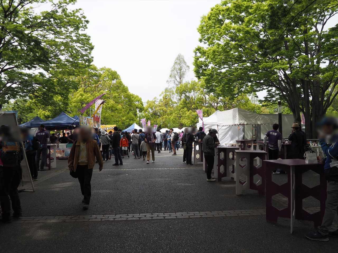 西京極総合運動公園 広場