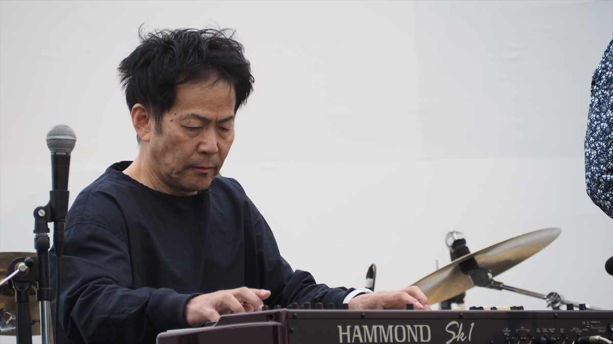 LONG HOUSE - Organ Trio 伊藤和範 徳島地ビールフェスタ2019 音楽ライブ 2019年5月18日