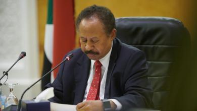 Photo of في كلمته بمؤتمر أصدقاء السودان .. حمدوك: الأزمة الاقتصادية أثرت على القطاعات الانتاجية
