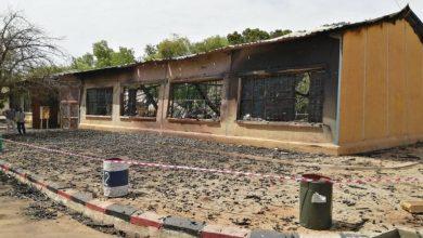 """Photo of """"سوداني نت""""ينشر أول صور لمخزن الذخيرة بـ """"الشجرة"""" الذي إشتعلت فيه النيران يوم أمس """"الجمعة"""""""