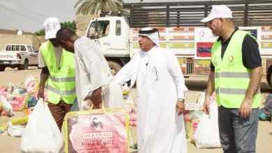 Photo of السفير القطري يُباشر تقديم المساعدات ميدانياً بعد نجاح حملة (سالمة يا سودان)
