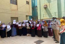 Photo of وقفة احتجاجية للعاملين بالمجلس القومي للأدوية والسموم تطالب بتهيئة بيئة العمل