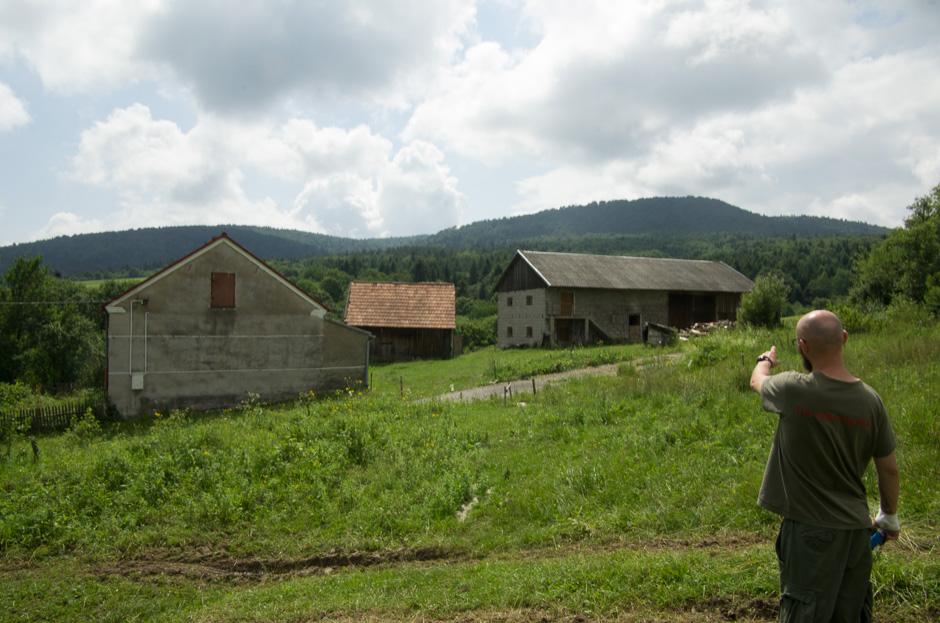 Konkurs na nazwę naszego eko-gospodarstwa w Beskidzie Niskim. (1/6)