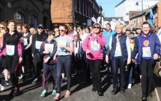 Sudbury Sponsered Walk