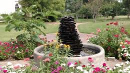 arboretum fountain