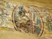 Polichromia - Chrystus tronujący