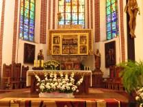 Prezbiterium kościoła św. Mikołaja