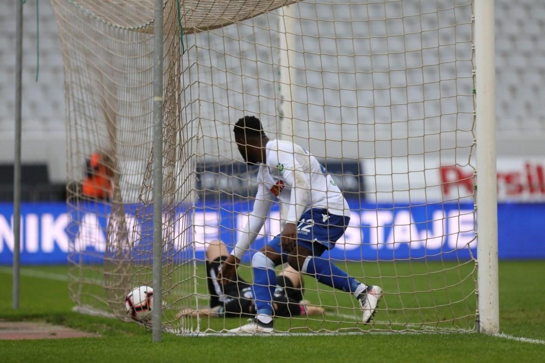 Sporna situacija na utakmici Hajduk – Slaven Belupo 2:2