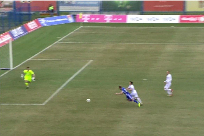 Crveni karton Juranoviću na utakmici Slaven Belupo – Hajduk