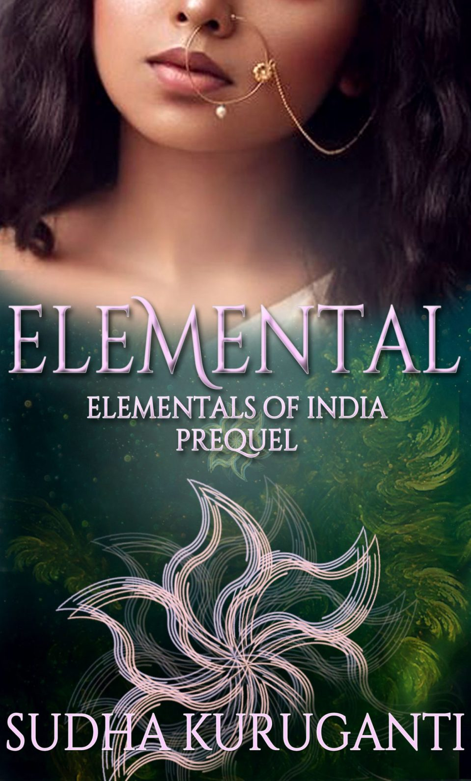 YA Indian paranormal romance inspired by Hindu mythology