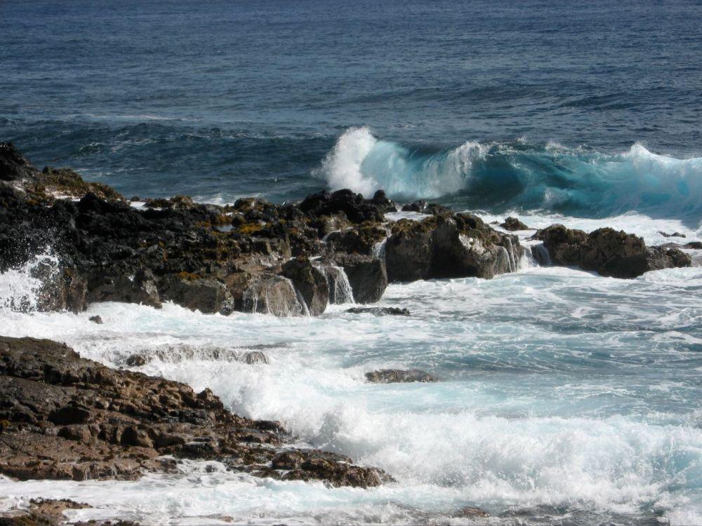 Wind Wake and Hawaii's Big Island (3/3)