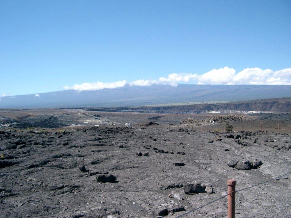 Wind Wake and Hawaii's Big Island (2/3)