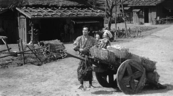 Village in Ugetsu