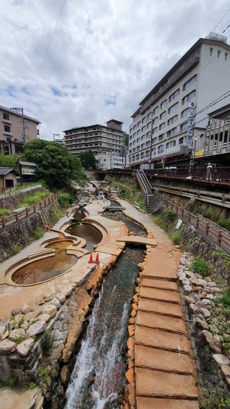 Arima Japan, Onsen , street view