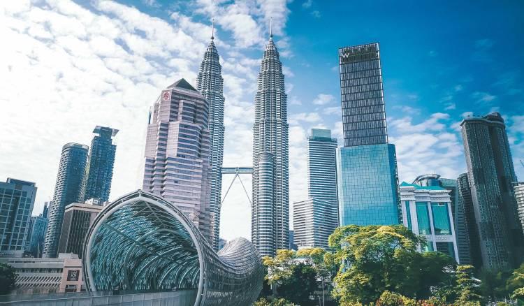 kuala lumpur , malaysia, petronas towers