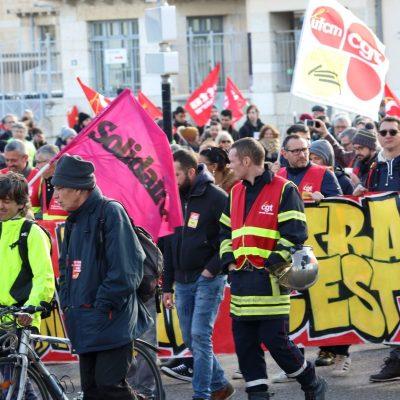 Retraites: en grève le 29 janvier!