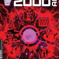 Журнал 2000 AD #1972