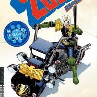 Журнал 2000 AD #2170