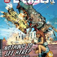 Журнал 2000 AD #2193
