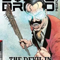 Judge Dredd Megazine #419