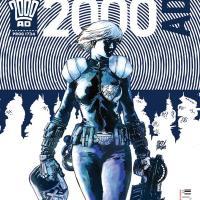 Журнал 2000 AD #1734