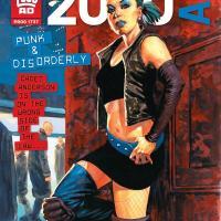 Журнал 2000 AD #1737