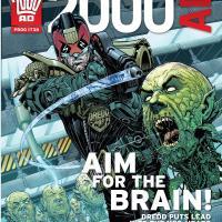 Журнал 2000 AD #1738