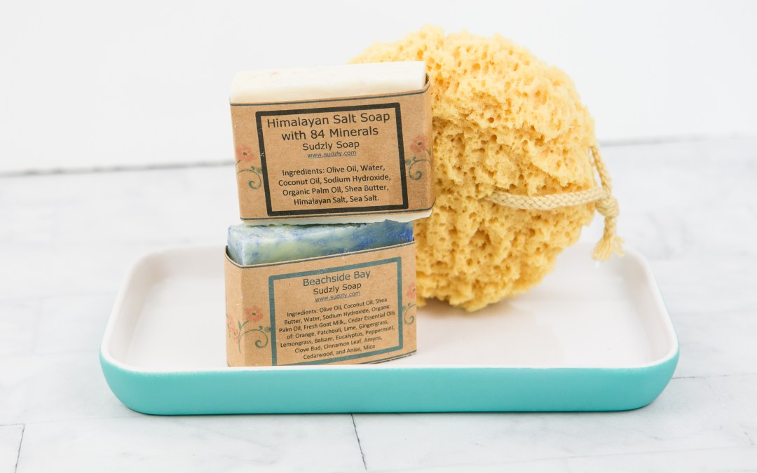 Ditching the Store-Bought Soaps: Why All-Natural Soap Should Be Your Family's Go-To