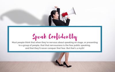 Speak Confidently